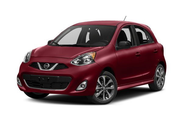 2017 Nissan Micra S (M5)