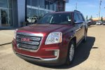 This Red 4 door SLE-2 SUV features  a 6 Spd Automatic transmission, a  3.6L  V 6 engine, and has 48199 kilometres on it.