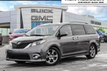 This Dark Grey 4 door SE 8 Passenger 4dr Front-wheel Drive Passenger Van Passenger Van features a Grey interior a 6 Spd Automatic transmission, a  3.5L  V 6 engine, and has 67660 kilometres on it.