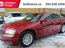 This Red 4 door Leather Seats, Heated Seats, Bluetooth Sedan features a Black interior a 8 Spd Automatic transmission, a  3.6L  V 6 engine, and has 139867 kilometres on it.