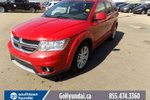 This Red 4 door R/T SUV features a Black interior a Automatic transmission, a  3.6L  V 6 engine, and has 9837 kilometres on it.