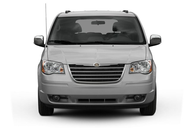 2010 Chrysler Town & Country in Langley, British Columbia