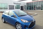 This Blue 4 door LE 5dr Hatchback With Navigation Coupe features a Grey interior a 5 Spd Manual transmission, a  1.5L  I 4 engine, and has 0 kilometres on it.