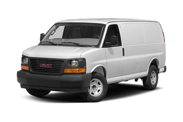 2017 GMC Savana 3500 Work Van