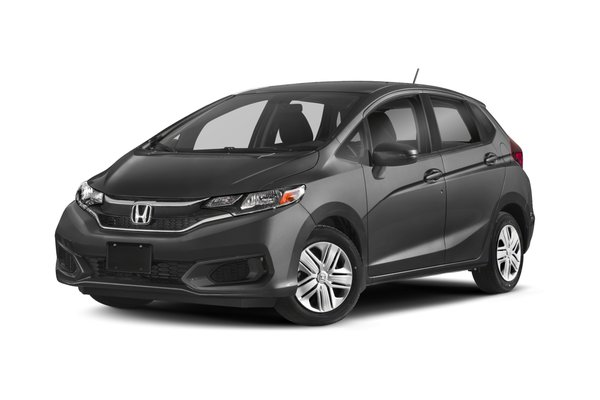 2018 Honda Fit DX (M6)