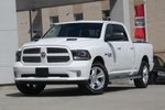 This White 4 door Sport V8 4WD Pickup features a Black interior a 8 Spd Automatic transmission, a  5.7L  V 8 engine, and has 20721 kilometres on it.