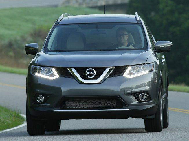 2016 Nissan Rogue in Langley, British Columbia
