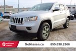 This Silver 4 door Laredo SUV features a Black interior a Automatic transmission, a  3.6L  V 6 engine, and has 129645 kilometres on it.