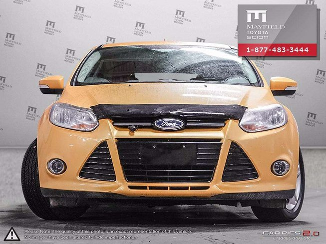 2012 Ford Focus in Edmonton, Alberta