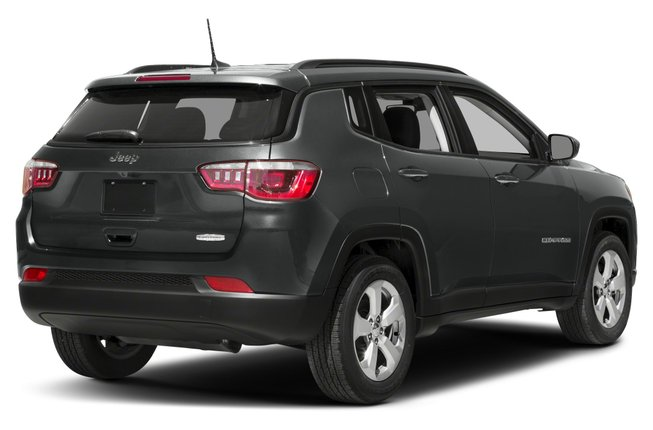 2017 Jeep NEW COMPASS in Moose Jaw, Saskatchewan