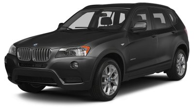 2014 BMW X3 in Richmond, British Columbia