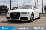 This White 2 door AWD 450 HP LEATHER ROOF NAVI EATS THE ROAD Coupe features  a 7 Spd Automatic transmission, a  4.2L  V 8 engine, and has 80328 kilometres on it.
