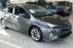 This Grey 4 door Touring 5dr Hatch Starter, Body Side Mldgs. Hatchback features a Black interior a CVT transmission, a  1.8L  I 4 engine, and has 0 kilometres on it.