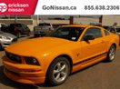This Orange 2 door 45th Anniversary Ed. Coupe features a Black interior a 5 Spd Automatic transmission, a  4.0L  V 6 engine, and has 28626 kilometres on it.