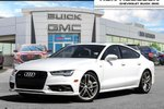 This White 4 door 3.0T Technik 4dr All-wheel Drive quattro Sportback Hatchback features a Black interior a 8 Spd Automatic transmission, a  3.0L  V 6 engine, and has 19600 kilometres on it.