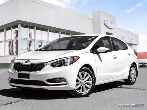 2016 Kia Forte in Winnipeg, Manitoba