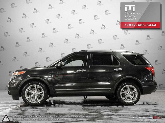 2011 Ford Explorer in Edmonton, Alberta