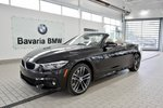 This Black 2 door xDrive Cabriolet Convertible features a White interior a 8 Spd Automatic transmission, a  3.0L  I 6 engine, and has 90 kilometres on it.