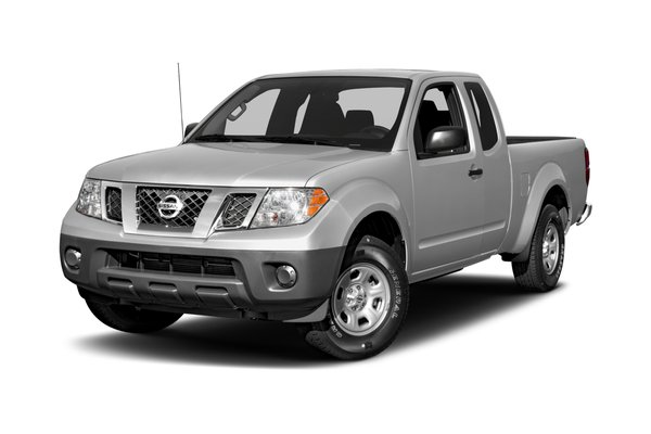 2017 Nissan Frontier S (A5)