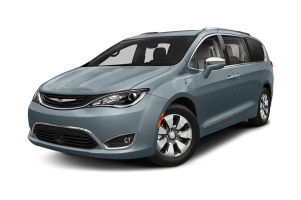 2017 Chrysler Pacifica Hybrid Premium