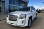 This White 4 door Denali SUV features a Black interior a 6 Spd Automatic transmission, a  3.6L  V 6 engine, and has 83534 kilometres on it.