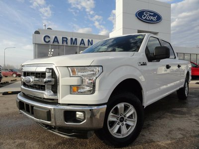 2015 Ford F-150 in Carman, Manitoba