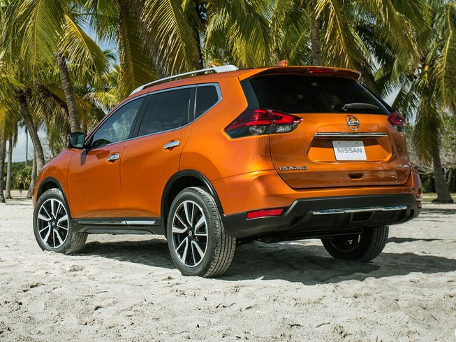 2018 Nissan Rogue in Moose Jaw, Saskatchewan