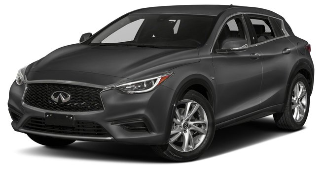 2017 Infiniti QX30 in Richmond, British Columbia