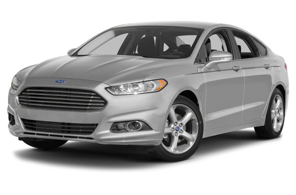 2016 Ford Fusion in Whitecourt, Alberta