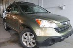 This Green 4 door EX-L 4WD SUV features  a Automatic transmission, a  2.4L  I 4 engine, and has 118417 kilometres on it.