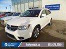 This White 4 door LEATHER, BLUETOOTH, AWD SUV features a Black interior a Automatic transmission, a  3.6L  V 6 engine, and has 60055 kilometres on it.
