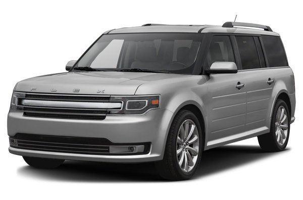 2016 Ford Flex in Kamloops, British Columbia