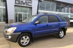 This Blue 4 door Luxury - 4WD! Automatic SUV features  a 4 Spd Automatic transmission, a  2.7L  V 6 engine, and has 141569 kilometres on it.