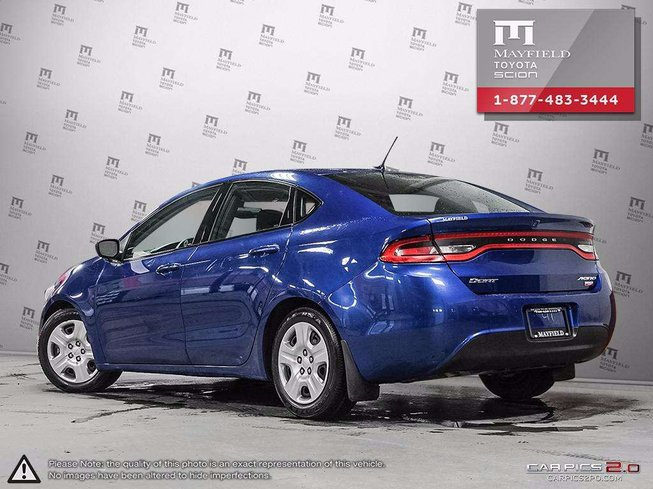 2013 Dodge Dart in Edmonton, Alberta