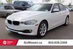 This White 4 door i xDrive Classic Line All-wheel Drive Sedan Sedan features a Black interior a 8 Spd Automatic transmission, a  2.0L  I 4 engine, and has 51322 kilometres on it.