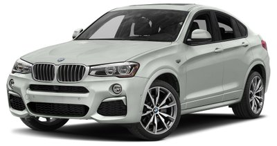 2017 BMW X4 in Richmond, British Columbia