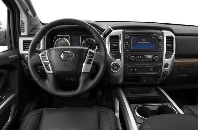 2017 Nissan Titan in Moose Jaw, Saskatchewan