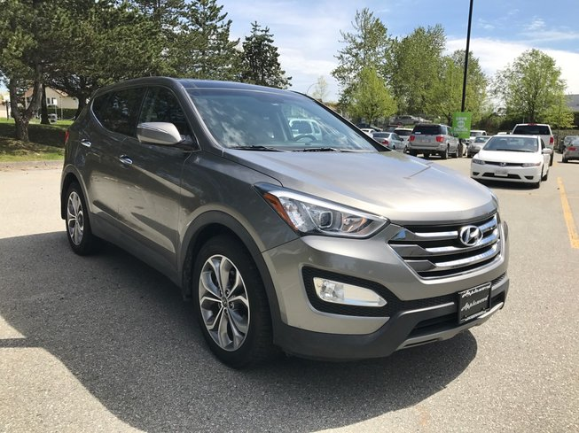 2013 Hyundai Santa Fe Sport in Surrey, British Columbia