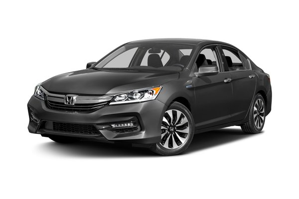 2017 Honda Accord Hybrid Base (CVT)