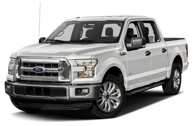 2017 Ford F-150 in Winnipeg, Manitoba