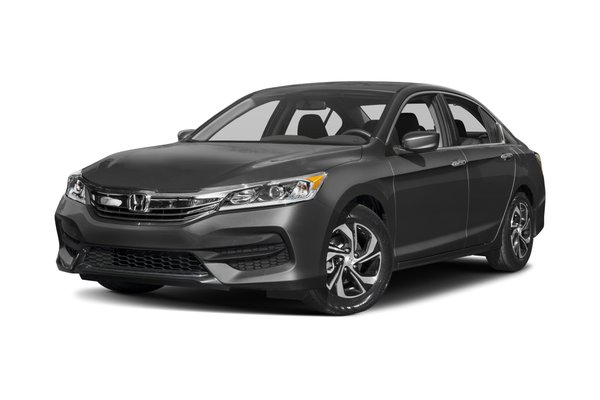 2017 Honda Accord LX (M6)