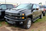 This Black 4 door LTZ Pickup features a Black interior a 6 Spd Automatic transmission, a  6.6L  V 8 engine, and has 4 kilometres on it.