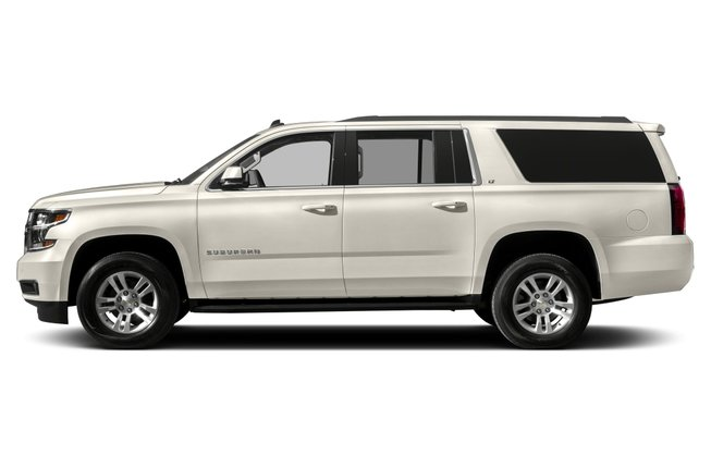 2016 Chevrolet Suburban in Langley, British Columbia