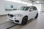 This White 4 door xDrive35i SUV features a Black interior a 8 Spd Automatic transmission, a  3.0L  I 6 engine, and has 90 kilometres on it.