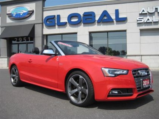 Photo of this 2014 Audi S5