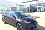 This Black 4 door LE Upgrade Package 4dr Sedan Sedan features a Black interior a CVT transmission, a  1.8L  I 4 engine, and has 0 kilometres on it.