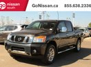 This Black 4 door SL: CREW CAB, LEATHER, SUNROOF! Pickup features a Black interior a 5 Spd Automatic transmission, a  5.6L  V 8 engine, and has 61216 kilometres on it.
