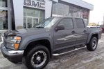 This Grey 4 door LT - 4x4! Crew Cab, Short Box, Wheels Pickup features  a 4 Spd Automatic transmission, a  3.7L  I 5 engine, and has 179349 kilometres on it.