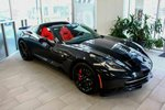 This None 2 door Stingray Z51 2LT ~ Magnetic Ride ~ Dual Roof ~ Carbon Fibre Package ~ Nav ~ Black Rims Coupe features  a 7 Spd Manual transmission, a  6.2L  V 8 engine, and has 45 kilometres on it.