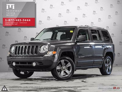2015 Jeep Patriot in Edmonton, Alberta